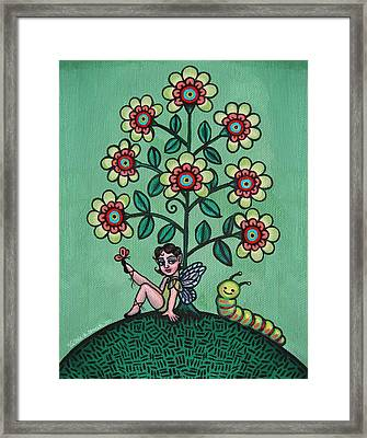 Fairy Series Katrina Framed Print