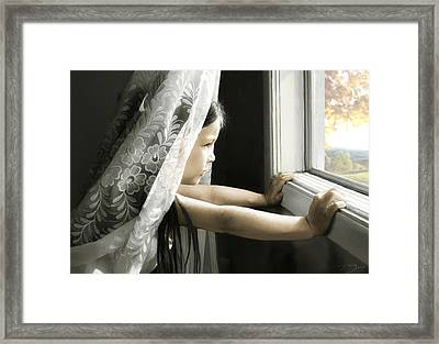 Fairy Tale Framed Print by Paul Tagliamonte