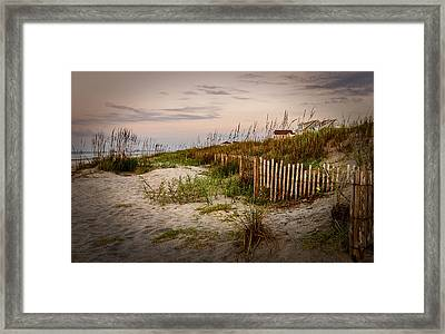 Fairy Tale Framed Print by Steve DuPree