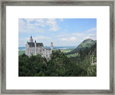 Fairytale Castle - 1 Framed Print
