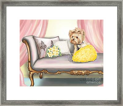 Fairytale  Framed Print by Catia Cho