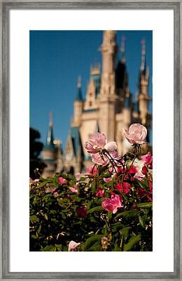 Fairytale Garden Framed Print