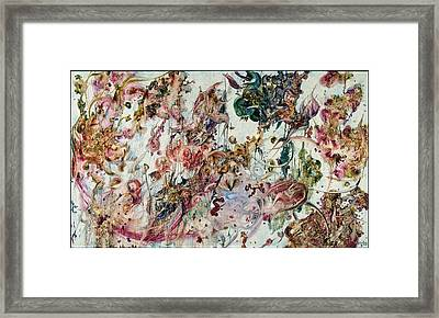 Fairytale Kingdom Framed Print
