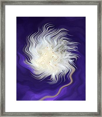 Fairytale Wishes Framed Print by Krissy Katsimbras