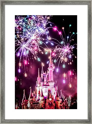 Fairytales Do Come True Framed Print