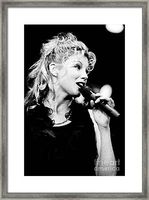 Faith Hill 5 - 1995-1 Framed Print by Gary Gingrich Galleries