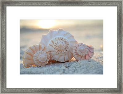 Faith. Hope. Love. Framed Print