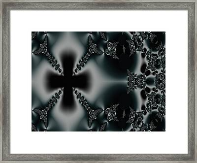 Faith I Framed Print