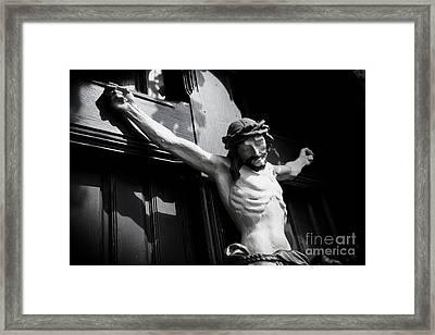 Faith2 Framed Print