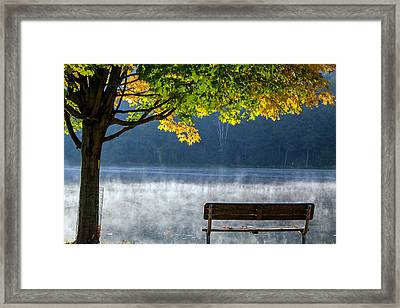 Fall 2014 Framed Print
