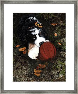 Fall 4 U Framed Print