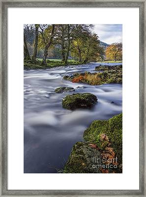 Fall Dreams Framed Print by Ian Mitchell