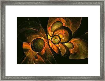Fall Equinox Framed Print