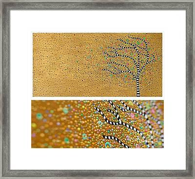 Fall Framed Print by Grass Hopper