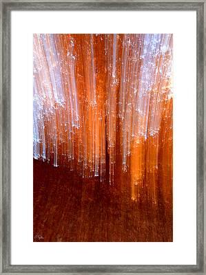 Fall Impressionism Framed Print by Lourry Legarde