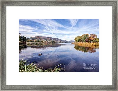 Fall Perfection Framed Print