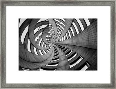 Rollercoaster Framed Print