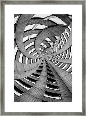 Falling Into Framed Print