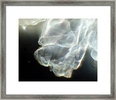 Falling Clouds Framed Print by Tom Phillips
