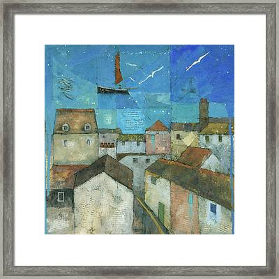Falmouth Framed Print