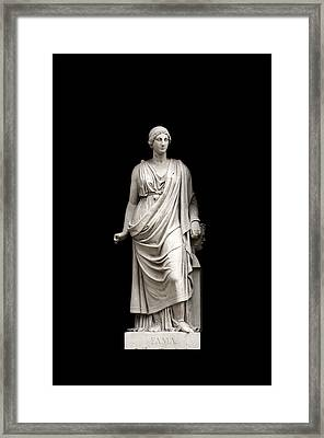 Framed Print featuring the photograph Fame by Fabrizio Troiani