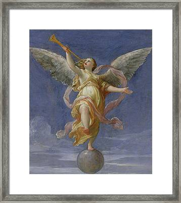 Fame Framed Print by Giovanni Giacomo Sementi