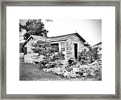 Family Casa Painter - No.1960 Framed Print