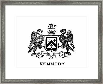 Family Crest Framed Print