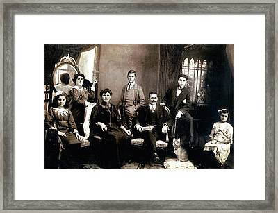 Family - Picture One Framed Print