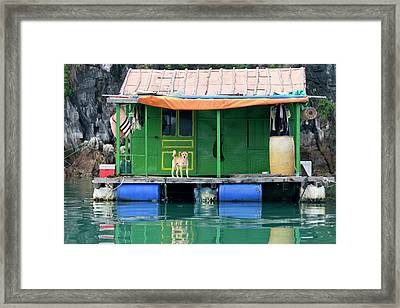 Famous For Its Thousands Of Islands Framed Print