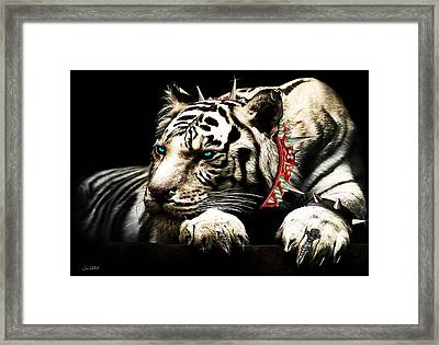 Fanciger Framed Print