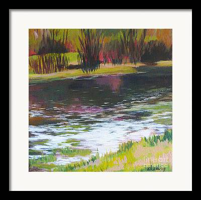 Melody Cleary Art Framed Prints