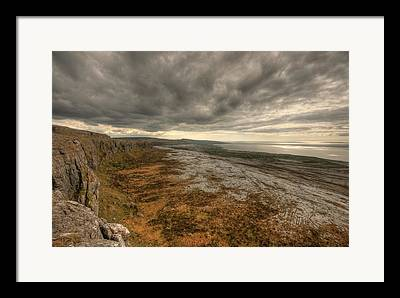 Fanore Framed Prints