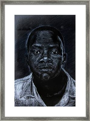 Fanta Framed Print