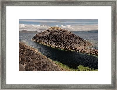 Fantastic Island Framed Print by Sergey Simanovsky