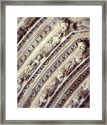 Fantasy Gothic Framed Print