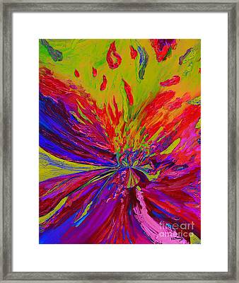 Fantasy Framed Print by Loredana Messina