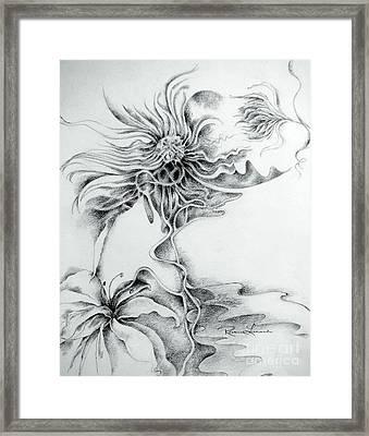 Fantasy Framed Print