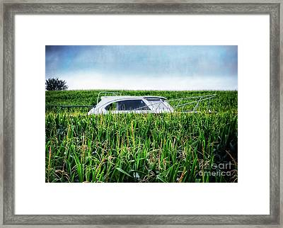 Far Afield Framed Print by Edward Fielding