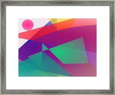 Far East Framed Print by Masaaki Kimura