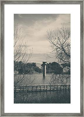 Far From Me Framed Print