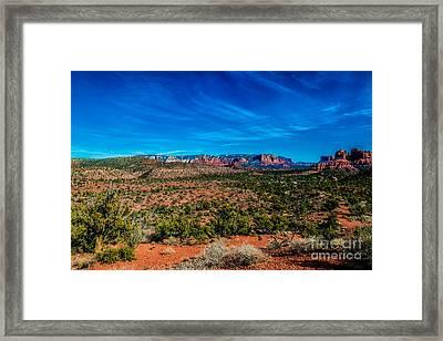 Far View Framed Print by Jon Burch Photography