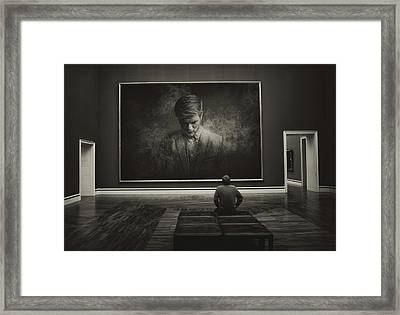 Farina Tipo 00 Framed Print by Raphael Guarino