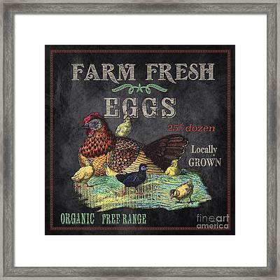 Farm Fresh-jp2636 Framed Print by Jean Plout