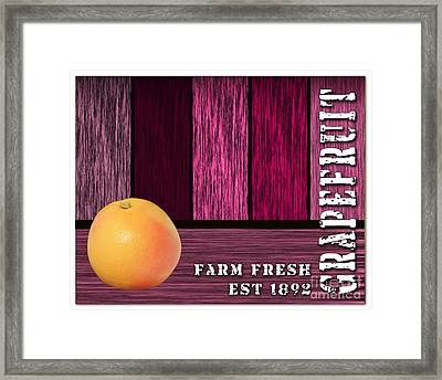 Farm Fresh Framed Print by Marvin Blaine