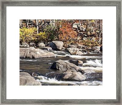 Farmington River Framed Print