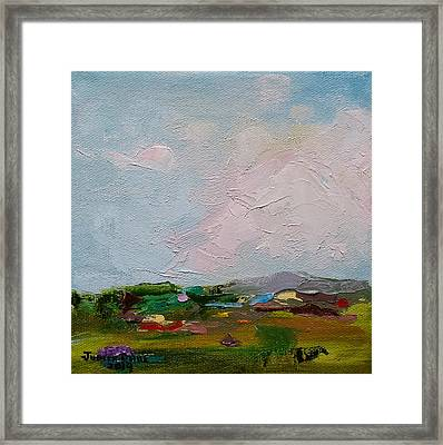 Farmland IIi Framed Print