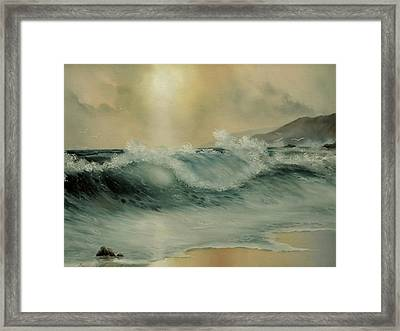 Fasination  #  022 Framed Print by Frederick  Skidmore