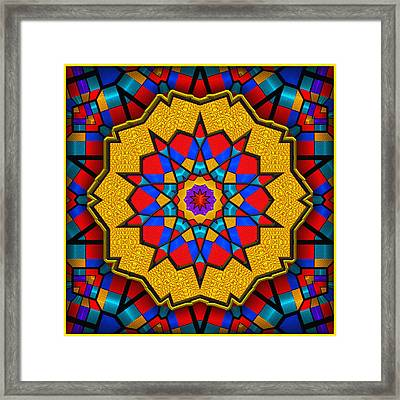 Fascination - For Metallic Paper Framed Print