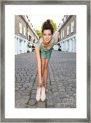 Fashion Is Everything  Framed Print